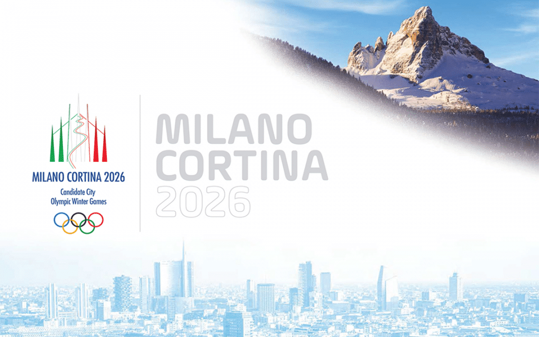 In-Domus sostiene Milano-Cortina per le olimpiadi del 2026
