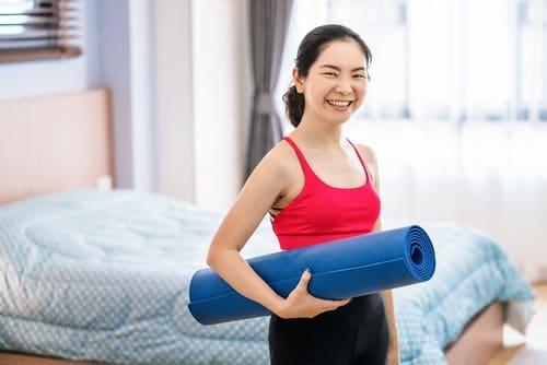 yoga class - eventi virtuali di febbraio